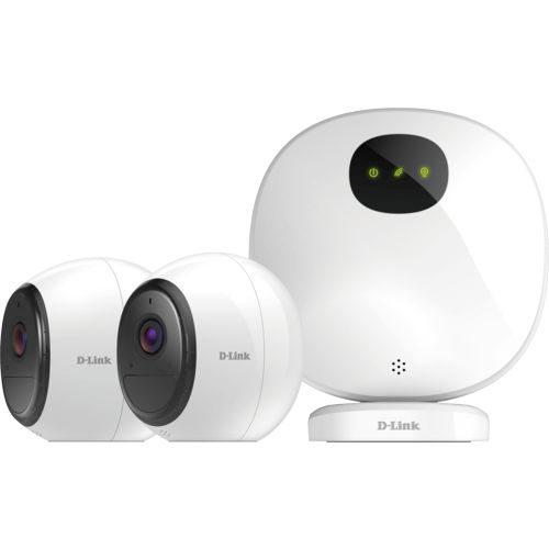 D-Link mydlink Pro Wire-Free Camera Kit