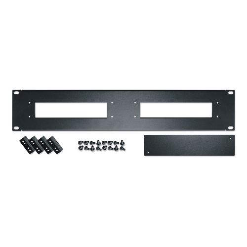 Shuttle 2U Rack mount front plate